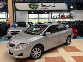 Toyota Corolla Xli 1.6 110cv Aut 2009 Completo 71 Mil Km