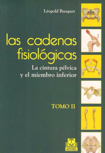Las Cadenas Fisiologicas Tomo 2 - Busquet - Paidotribo