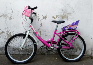 Bicicleta De Nena R 16 Carolina Full