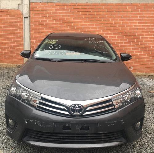 Sucata Peças Toyota Corolla Xei 2.0 Flex 2015