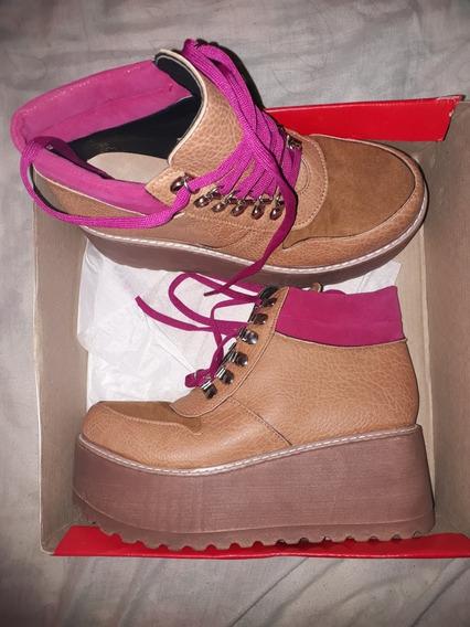 Zapato De Invierno Marca Merlin Bayres