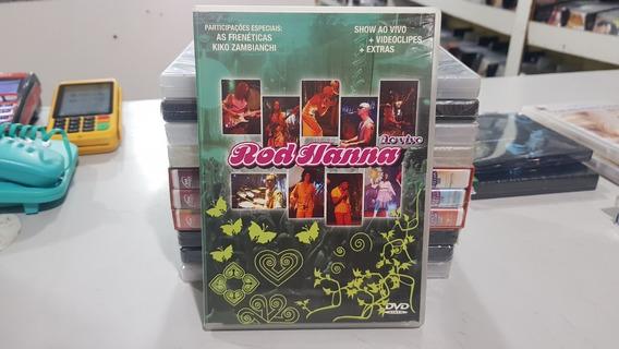 Dvd Rod Hanna - Ao Vivo
