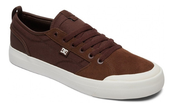 Tênis Dc Shoes Evan Smith Adys300286 Marrom Oferta