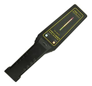 Detector De Metales Scanner Vigilancia Vibra Sonido Tx1001c