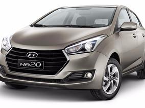 Hyundai Hb20 1.6 Comfort Plus 17/17 0km Manual R$ 47.499,99