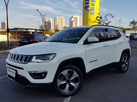 Jeep Compass 2.0 Longitude Flex * Impecável