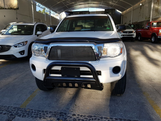 Pick Up Toyota Tacoma Sr5 4 Cil Cambio