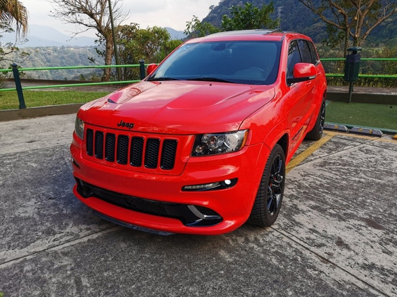 Jeep Grand Cherokee Srt-8 4x4 Mt 2012