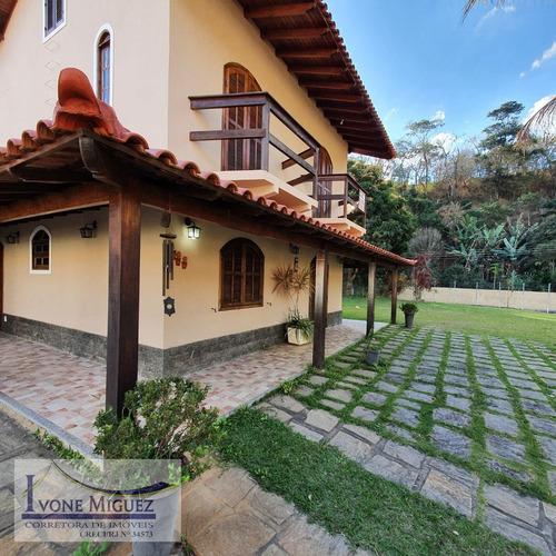 Casa De Temporada Em Goiabal  -  Paty Do Alferes - 1088