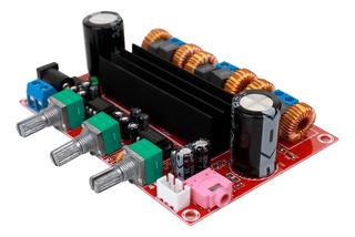 Tablero Amplificador De Potencia Digital Tpa3116d2 2*50w 10