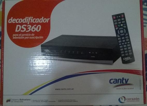 Antena De Tv Cantv