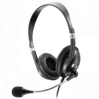 Fone Com Microfone Premium Acoustic Preto Ps2 - Ph041
