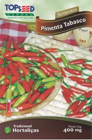 80 Sementes De Pimenta Tabasco Frete Grátis
