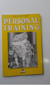 Livro - Personal Training - Carlos Eduardo Cossenza
