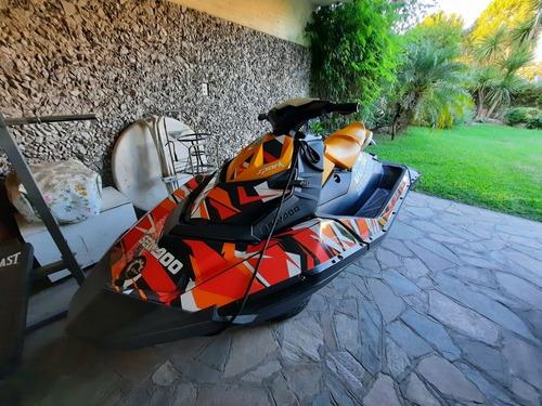 Sea Doo Spark 90hp Con Modo Sport Moto De Agua