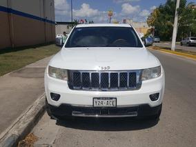 Grand Cherokee 4x4 Overland 2012