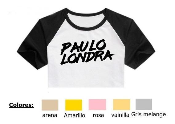Remera Paulo Londra Pupera