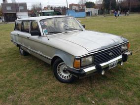 Ford Falcon Rural Lujo 1985 Versión 3.6l Con Gnc
