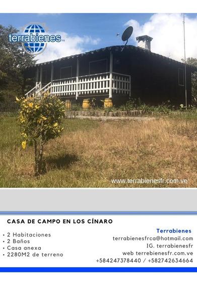 Casa De Campo En Los Cínaros