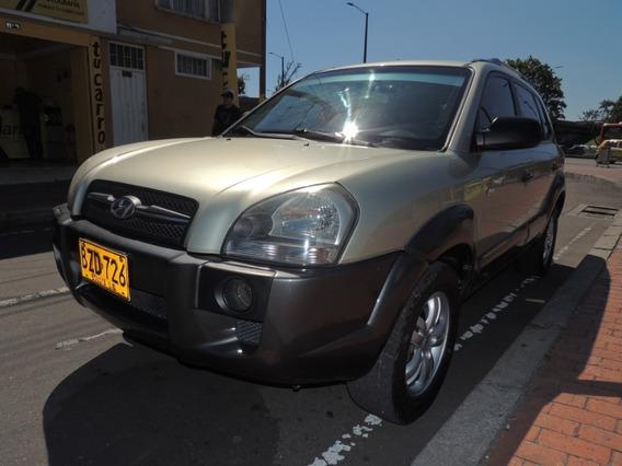 Hyundai Tucson Gl 2.000 4x4 Aa Abs Mt