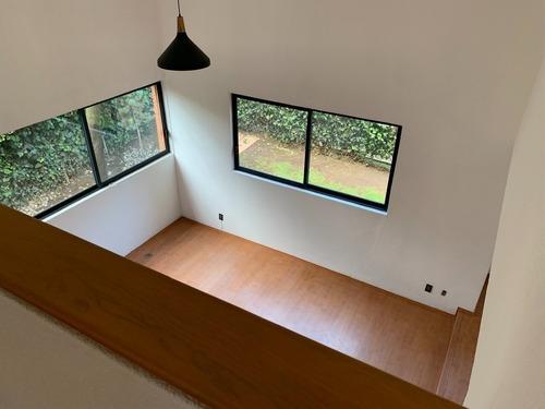 Imagen 1 de 30 de Contadero Casa En Condominio Con Jardin Y Áreas Comunes En V
