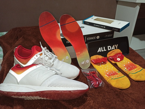 Tenis New Balance 247 X Stance All Day Tam: 42