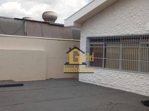 Casa Com 3 Dormitórios Para Alugar, 200 M² Por R$ 2.800,00/mês - Jardim Paulistano - Ribeirão Preto/sp - Ca1011