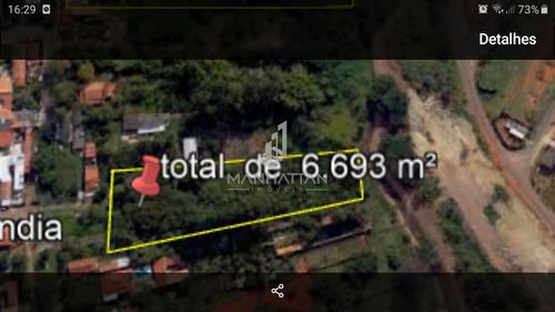 Imagem 1 de 3 de Terreno À Venda Em Parque Ortolândia - Te006009