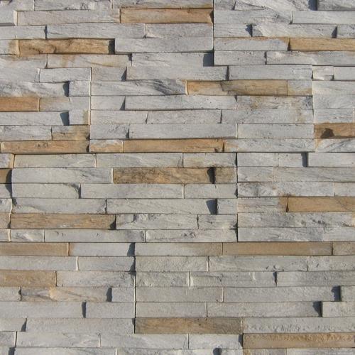 Imagen 1 de 10 de Revestimiento Simil Piedra Ecostone Serrana Nat Mediterranea