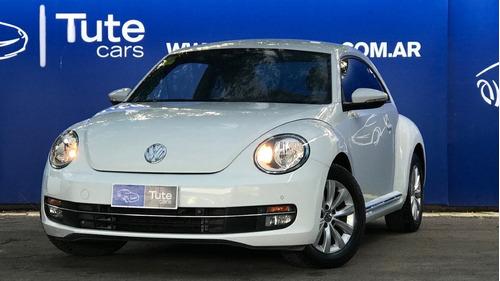 Volkswagen The Beetle 1.4 Tsi 2016 Blanco - Tute Cars Fernan