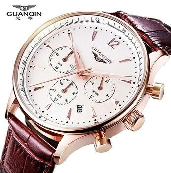 Relógios Original Guanqin Esporte Homem De Luxo
