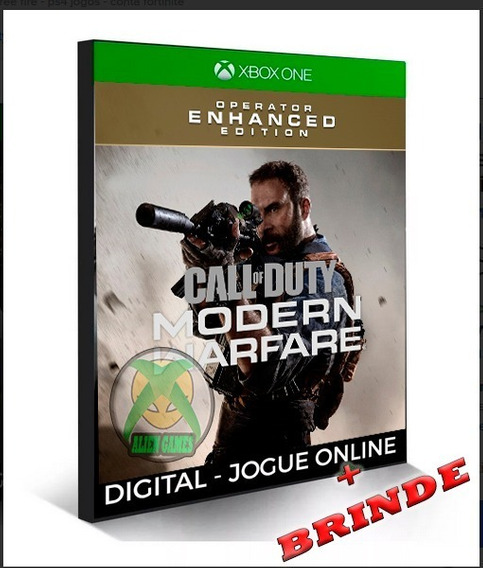 Call Of Duty Modern Warfare X Box One Digital
