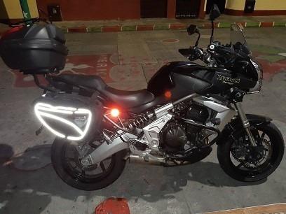 Kawasaki Versys Kle650