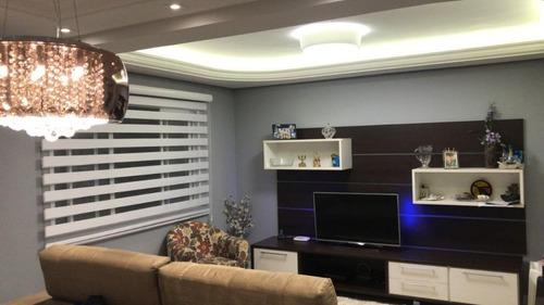Sobrado Com 3 Dormitórios À Venda, Por R$ 650.000, No Vizzon Ville, Parque Campolim - So0093