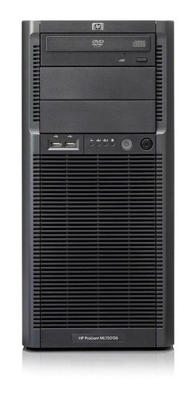 Servidor Hp Proliant Ml150 G6 - Xeon 5504 8196mb Hd Sas Hot