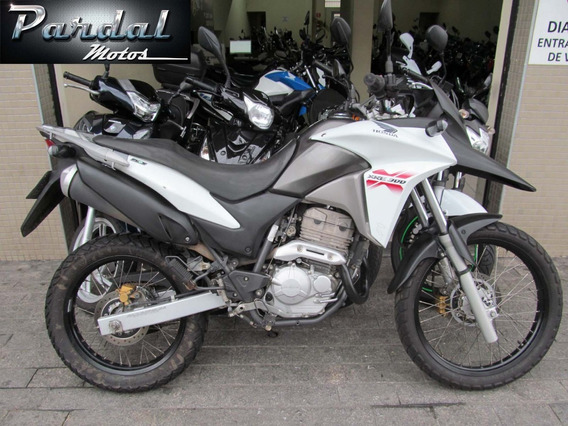 Honda Xre 300 2013 Branca