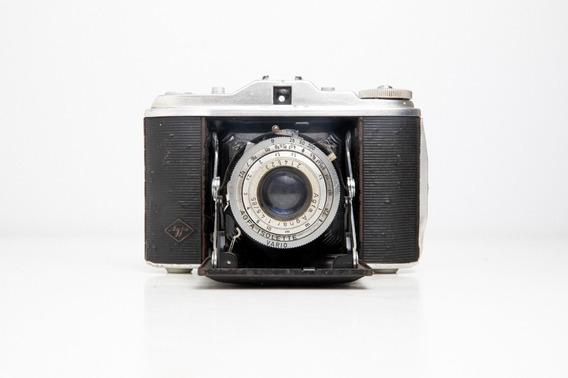 Câmera Fotográfica Alemã Agfa Isolette