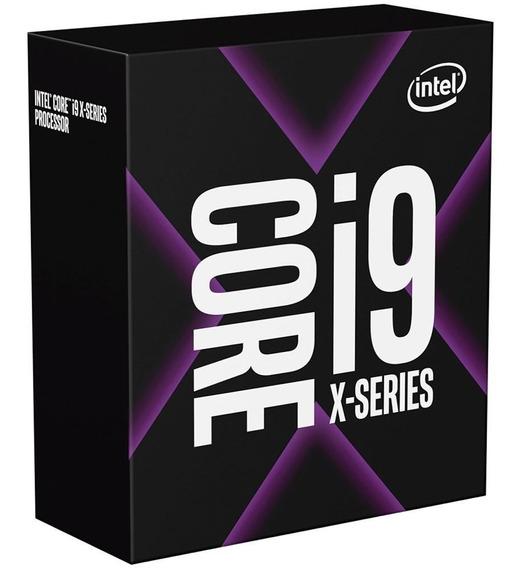 Intel Core I9-9940x 19.25mb 3.3ghz 4.4ghz Lga 2066