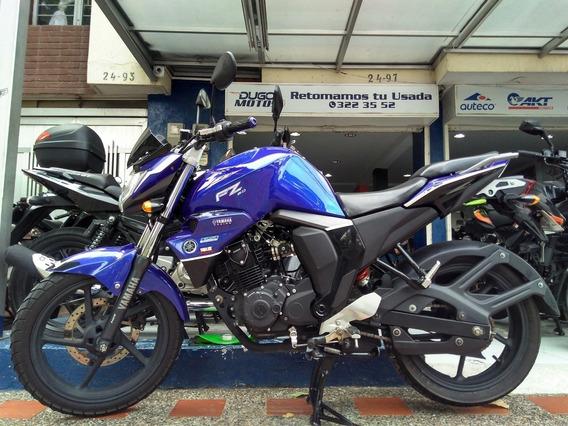 Yamaha Fz 2.0 Modelo 2018 ¡soat Nuevo! Recibimos Tu Usada