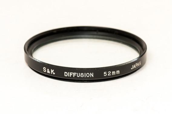 Filtro S&k Diffusion 52mm
