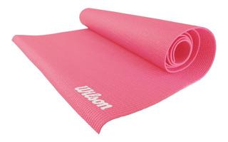 Tapete Unisex Wilson - Tapete Yoga 3mm - Medicinal