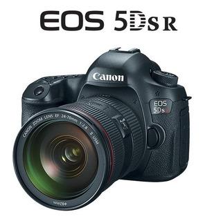 Canon Eos 5ds R - 50,6 Megapixeles - Ef 24-70mm F28l Ii Usm