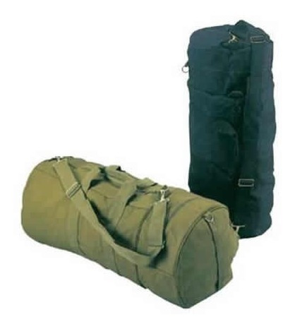 Tula Rothco Canvas Double Ender Sports Bag
