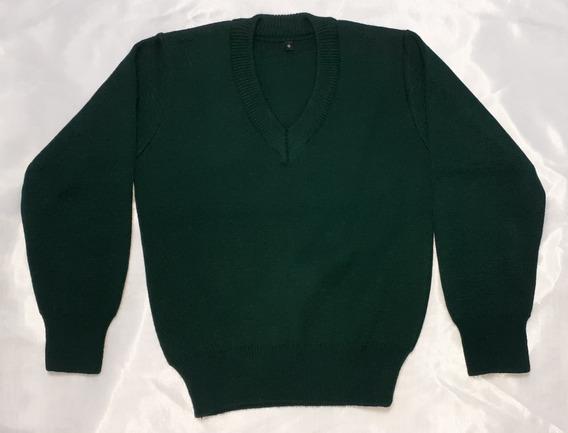 Sweaters Colegiales X4 Unidades - Talles Del 4 Al 18