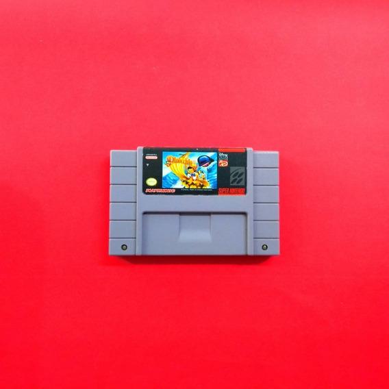 Pinocchio - Original Nintendo Snes