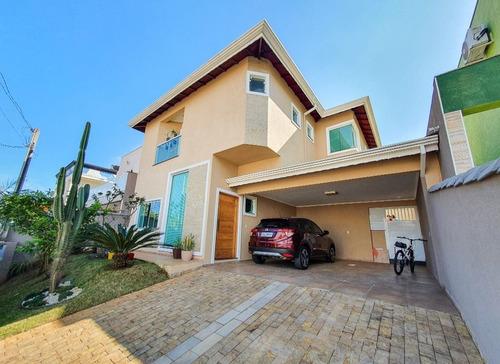 Imagem 1 de 18 de Casa Com 3 Dormitórios À Venda, 280 M² Por R$ 1.380.000,00 - Altos Da Floresta - Atibaia/sp - Ca0550