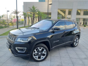 Jeep Compass Limited 2.0 4x2 Flex 16v Aut 2017