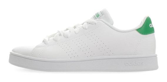Tenis adidas Advantage K - Ef0213 - Blanco - Niños