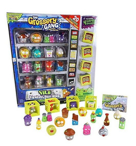 Brinquedo The Grossery Gang Vencidos Machine