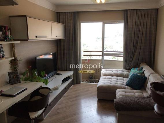 Cobertura Com 2 Dormitórios À Venda, 144 M² Por R$ 800.000 - Olímpico - São Caetano Do Sul/sp - Co0232